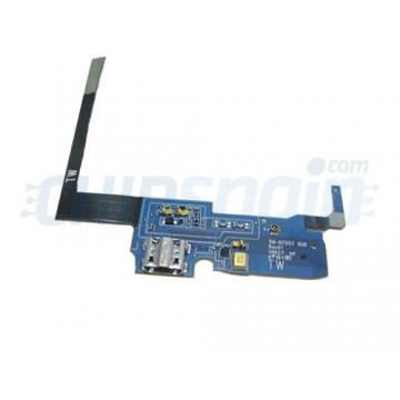 Cable Flex y Conector de Carga Samsung Galaxy Note 3 Neo