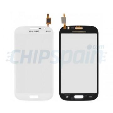Vidro Digitalizador Táctil Samsung Galaxy Grand/Grand Duos -Branco