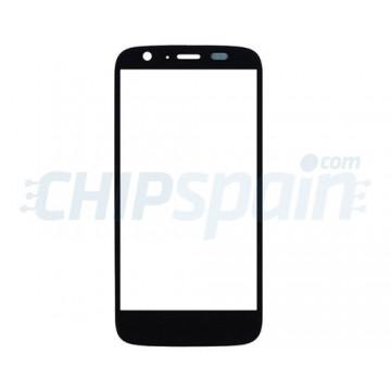 Cristal Exterior Motorola Moto G -Negro