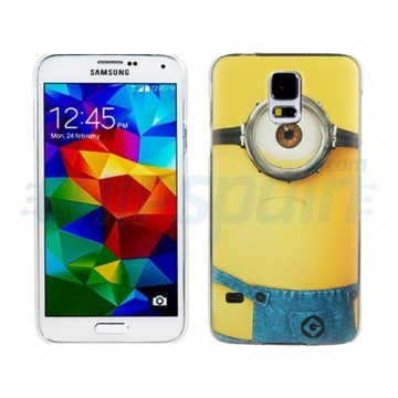 Capa de PVC Gru Mi Villano Favorito Samsung Galaxy S5
