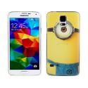 Funda de PVC Gru Mi Villano Favorito Samsung Galaxy S5