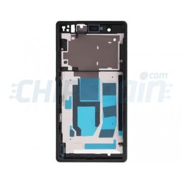 Central Frame Sony Xperia Z L36H C6603 Black