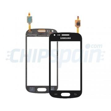 Vidro Digitalizador Samsung Galaxy Trend Plus (S7580) Preto