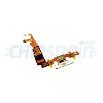 Cabo Flex com Conector de Carregamento LG OPTIMUS L7 II (P710)