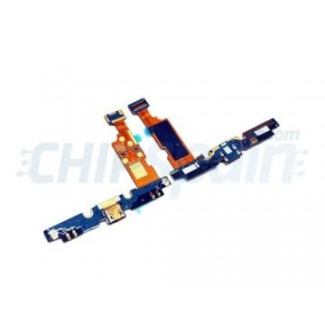 Cable Flex y Conector de Carga LG OPTIMUS G (E975)