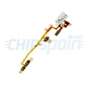Audio Flexible Cable Jack + Switch ON/Off iPod Nano Gen.6