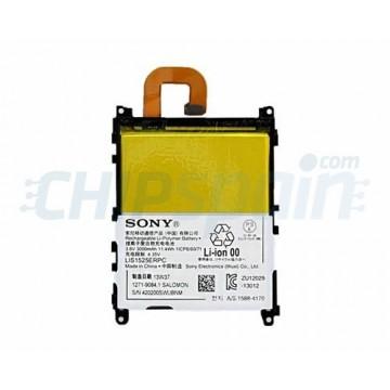 Batería 3000mAh Sony Xperia Z1 (L39h/C6902/C6903/C6906)