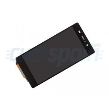 Pantalla Completa Sony Xperia Z2 D6502 D6503 Negro
