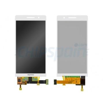 Pantalla Huawei P6 Completa Blanco