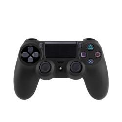 Funda de Silicona Mando PlayStation 4 -Negro