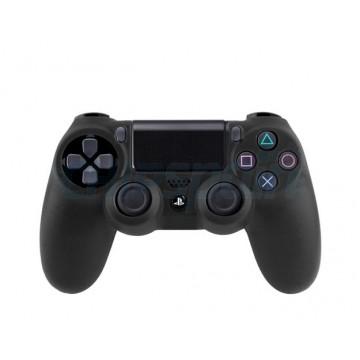 Funda de Silicona Mando PlayStation 4 Negro