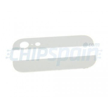 Upper and Lower Crystal iPhone 5 -White
