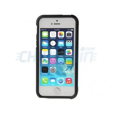 Funda SGP Series iPhone 5/5S Azul Negro