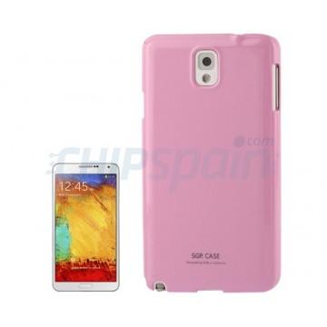Funda Ultra Fina SGP Series Samsung Galaxy Note 3 -Rosa