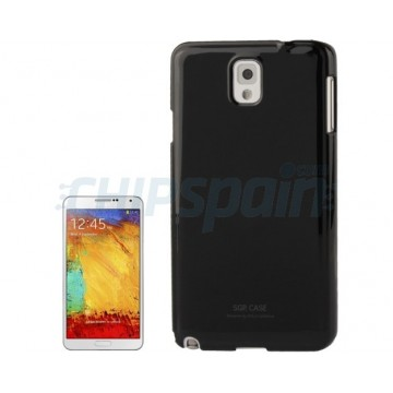 Funda Ultra Fina SGP Series Samsung Galaxy Note 3 -Negro