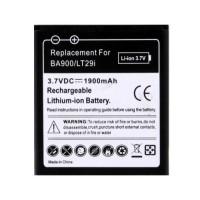 Bateria 1900mAh Sony Xperia (Modelo BA900)