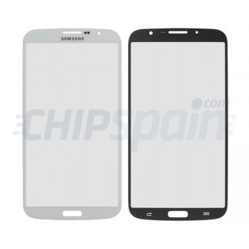 Exterior Glass Samsung Galaxy Mega 6.3 -White