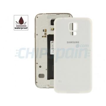 Carcasa Trasera Samsung Galaxy S5 -Blanco