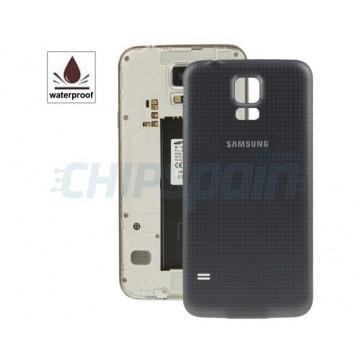 Carcasa Trasera Samsung Galaxy S5 -Negro