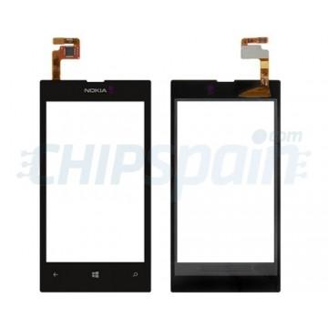 Vidro Digitalizador Táctil Nokia Lumia 520 -Preto
