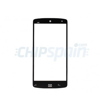 Vidro Exterior LG Nexus 5 (D820/D821) -Preto