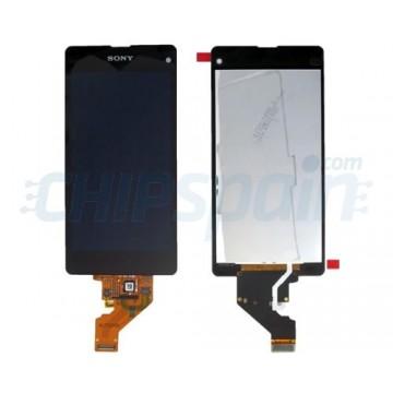 Ecrã Tátil Completo Sony Xperia Z1 Compact -Preto