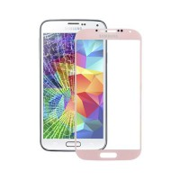 Vidro Exterior Samsung Galaxy S5 -Rosa