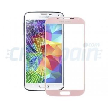 Exterior Glass Samsung Galaxy S5 -Pink