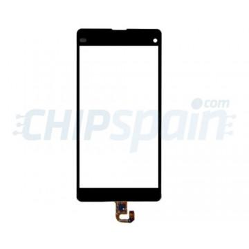 Vidro Digitalizador Táctil Sony Xperia Z1 Compact -Preto
