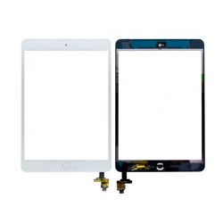 Pantalla Táctil iPad Mini / iPad Mini 2 con IC - Blanco