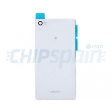 Cristal Trasero Sony Xperia Z2 -Blanco