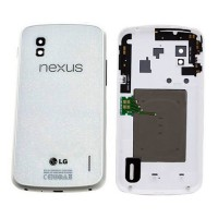 Back Cover Nexus 4 with NFC -White