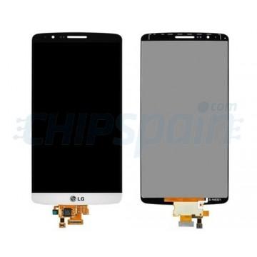 Ecrã Tátil Completo LG G3 -Branco
