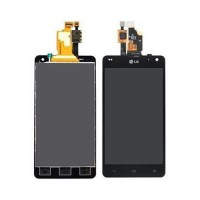 Ecrã Tátil Completo LG Optimus G -Negro
