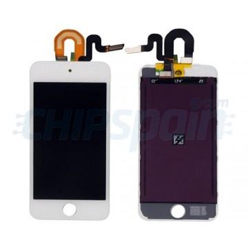 Ecrã Tátil Completo iPod Touch 5 Gen.e 6 Gen. Branco