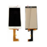 Pantalla Completa Huawei Ascend P7 -Blanco