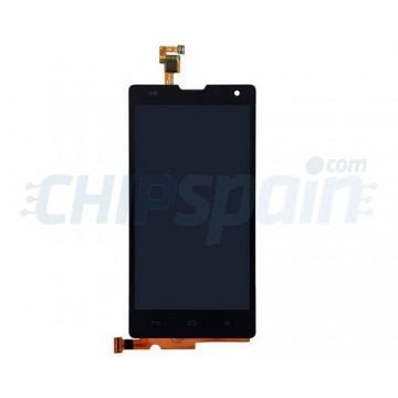 Full Screen Huawei Ascend G740/Orange Yumo/Honor 3C -Black
