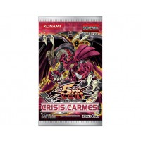 "Yu-Gi-Oh! Sobre ""Crisis Carmesi"""